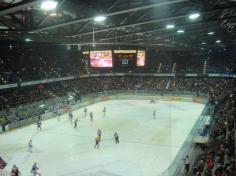 Home Sweet Home: EV Zug move to the Bossard Arena