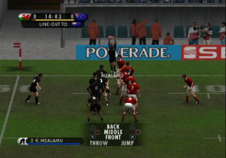 Top 5 Rugby Union Games Pixel Sport