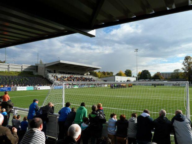 Maidstone United Dulwich Hamlet 1