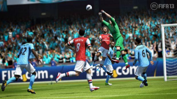 FIFA 13 Joe Hart
