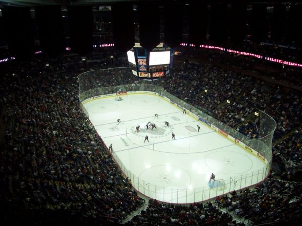 Columbus Blue Jackets Nationwide Arena