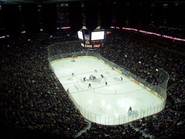 Columbus Blue Jackets Nationwide Arena