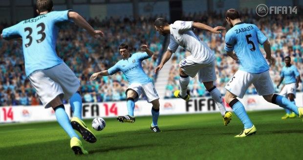 FIFA 14 April