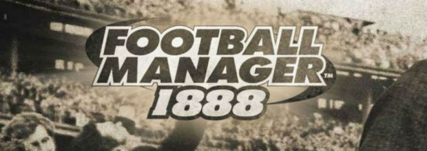 Football Manager 1888 Logo Featured