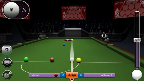 International Snooker iTunes 3
