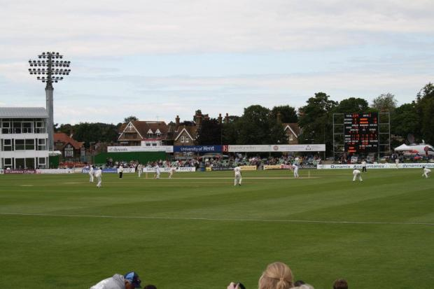 Kent Cricket St Lawrences Canterbury