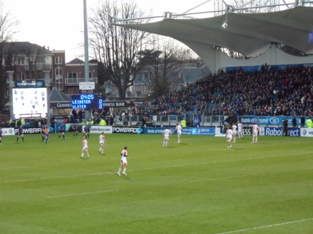 Leinster Ulster 5
