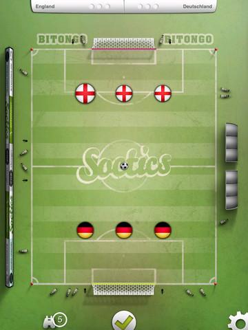 Soctics League 1