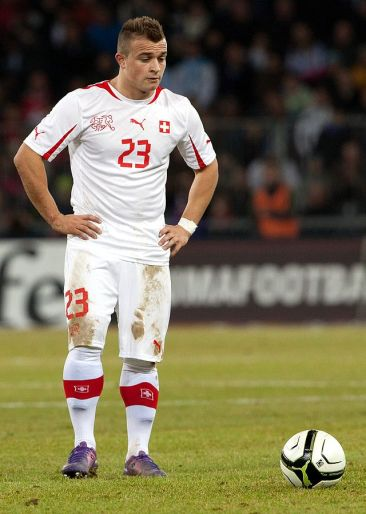 Switzerland Xherdan Shaqiri
