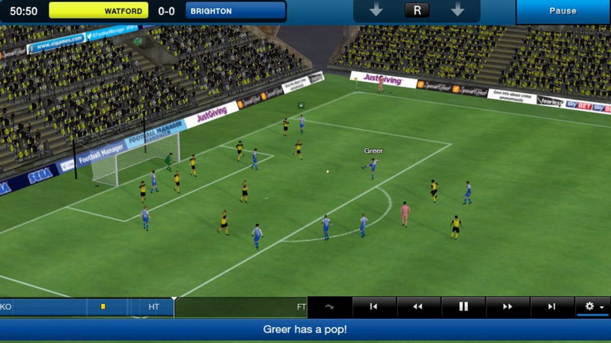 Review: Football Manager Classic 2014 (PS Vita)